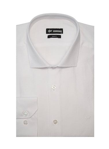 IGS Klasik Gömlek Beyaz